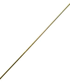 łańcuszek srebrny próba 925 pozłacany długość 50cm grubość 0.8mm